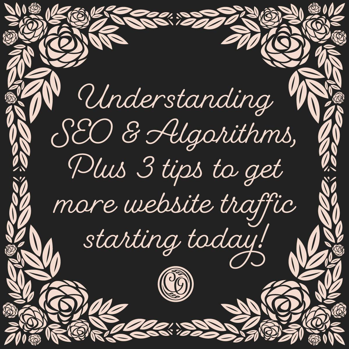 SEO Algorithms