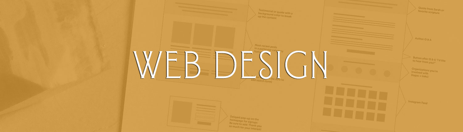 Web Design + Development