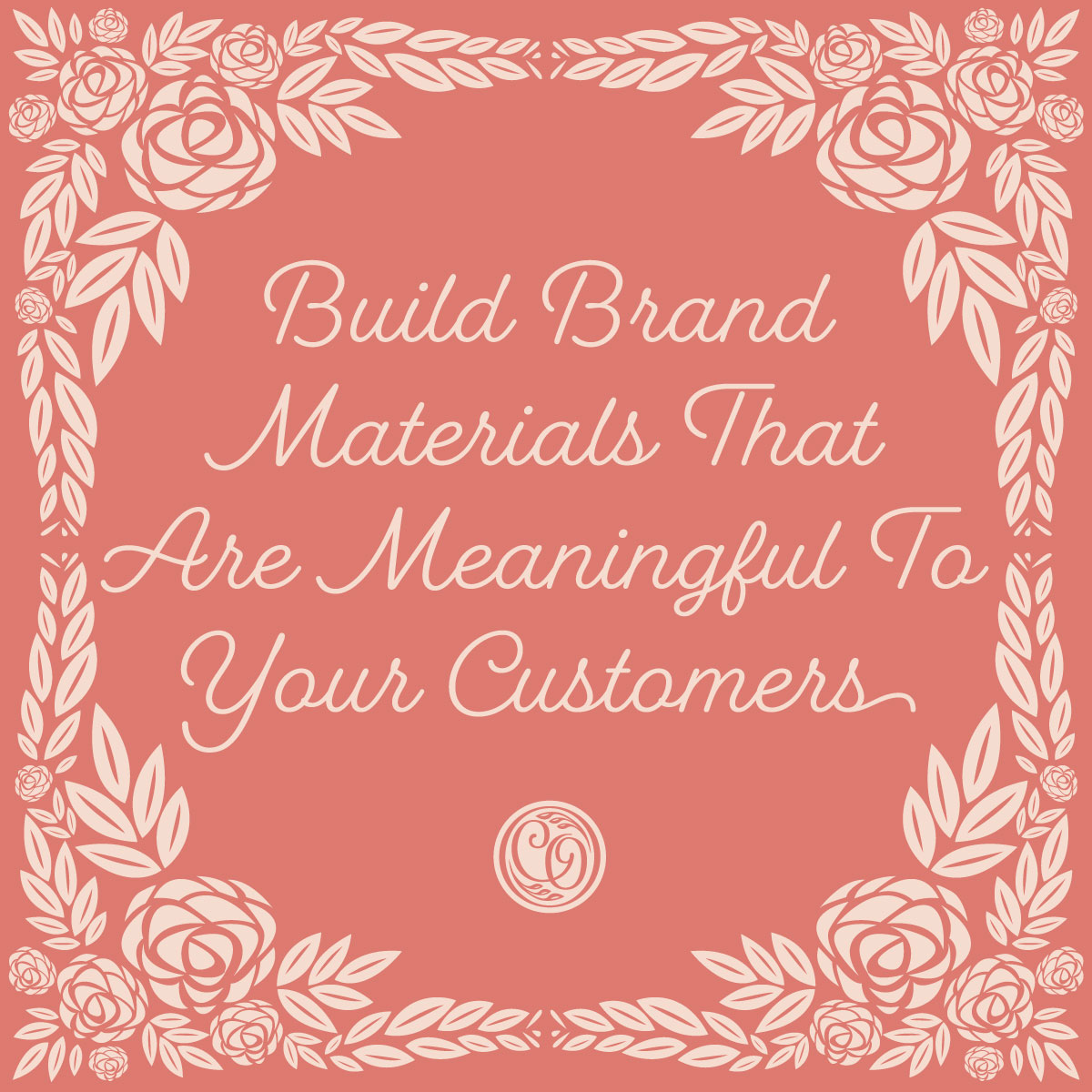 Meaningful Brand Materials