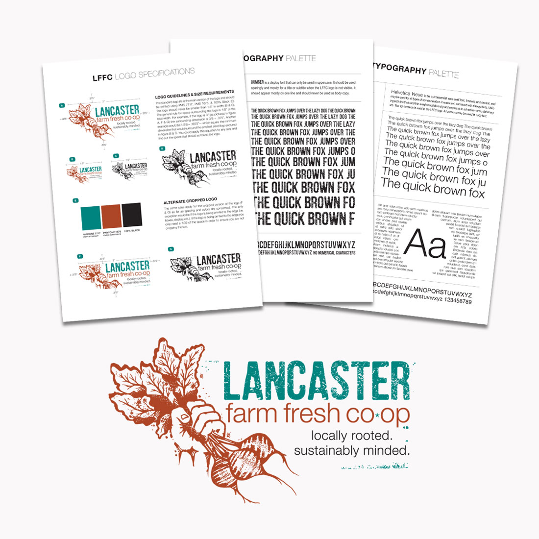 Lancaster Farm Fresh Style Guide