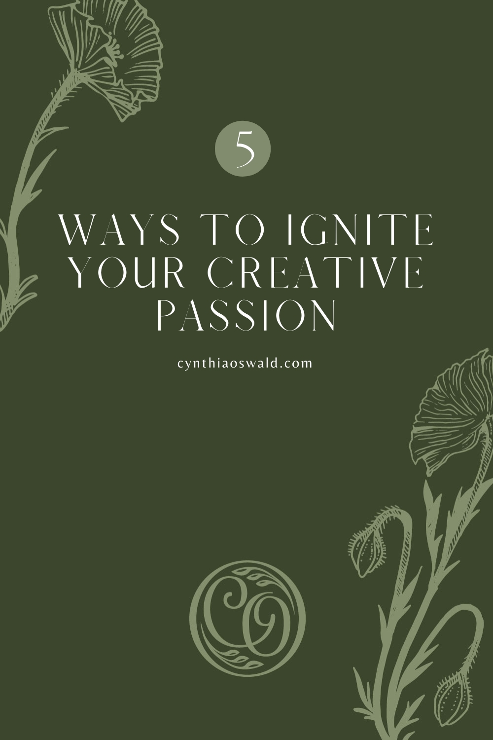 5 Ways to Ignite Your Creative Passion
