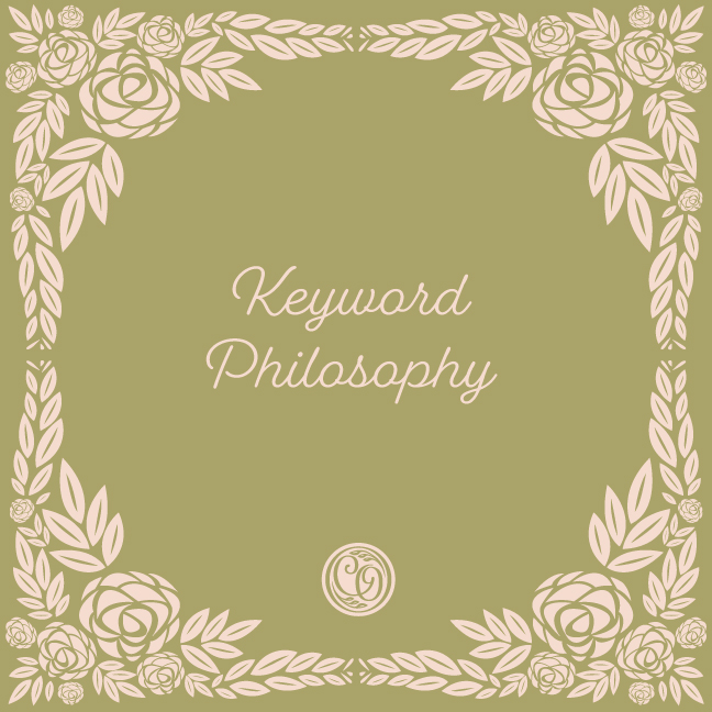 Keyword Philosophy